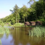 Boothman Park Estate Fishery-cabins